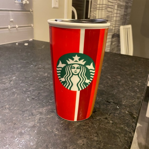 Starbucks 2018 holiday travel cup